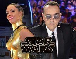 """El enigmático mensaje de Risto Mejide sobre """"Star Wars"""", ¿dirigido a Cristina Pedroche?"""