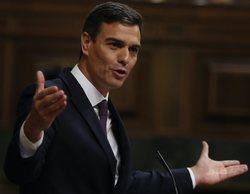 Debate de investidura de Pedro Sánchez: Así lo están cubriendo en directo las televisiones