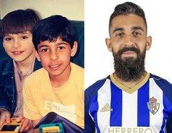 De actor a futbolista: Carlos Bravo, de amigo de Carlitos en 'Cuéntame' a jugador de Segunda División