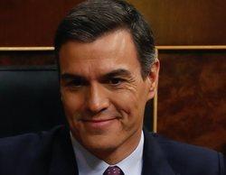 La 1 (12,2% y 9,9%) se impone a laSexta (9,3% y 6,6%) en la primera sesión de investidura de Sánchez