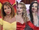 La dura crítica de María Patiño a Alba Carrillo para defender a Adara Molinero en 'Socialité'