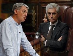 "Oskar Matute (EH Bildu) a Adolfo Suárez Illana en la sesión de investidura: ""Juega a ser jurado de 'La Voz'"""