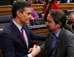 """La 1 firma un espectacular 20,1% con la investidura a Pedro Sánchez y """"Golpe de Estado"""" lidera con un 11,7%"""