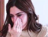 Bea ('GH 17') rompe a llorar en una curva de la vida marcada por la muerte y la ausencia de sus padres