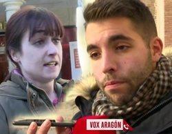 """VOX Aragón responde a las amenazas de muerte de una de sus afiliadas en 'Todo es mentira': """"No nos consta"""""""