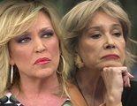 """Lydia Lozano defiende a Belén Esteban ante Mila Ximénez: """"Ha dado un titular por dinero"""""""