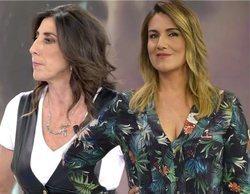 """Carlota Corredera apoya a Paz Padilla en su enfrentamiento con Ylenia: """"El feminismo es ser libre y no juzgar"""""""