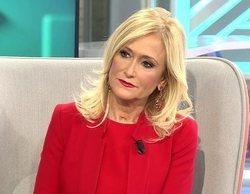 Cristina Cifuentes, invitada sorpresa de 'Sábado deluxe' el 11 de enero