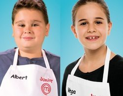 'MasterChef Junior 7': Albert y Vega regresan al programa con la repesca