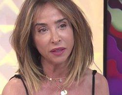"""El cabreo de María Patiño con un vídeo de su propio programa: """"Me molesta muchísimo, me parece injusto"""""""