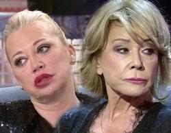 """Mila Ximénez y Belén Esteban se enfrentan en 'Sábado deluxe': """"Ha esperado cuatro años para vapulearme"""""""
