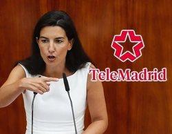 """Rocío Monasterio apuesta por """"subastar"""" Telemadrid: """"No hace un servicio público ni mantiene la neutralidad"""""""