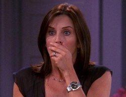 """Courteney Cox juega a """"¿Qué personaje de 'Friends' eres?"""" y le sale Rachel"""
