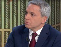Vicente Vallés se defiende de las críticas por su entrevista a Pablo Iglesias en 'Antena 3 noticias'