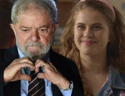Lula da Silva (expresidente de Brasil) se declara fan de 'Merlí' tras salir de la cárcel