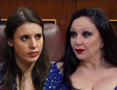 "Alaska atiza a Irene Montero por su decisión como ministra: ""Me parece discriminatorio"""