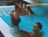 Fiama, protagonista de una sorprendente caída a la piscina en 'La isla de las tentaciones'