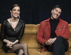 Gianmarco le ofrece a Adara abandonar juntos 'El tiempo del descuento'