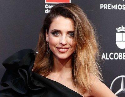 """Leticia Dolera, en los Premios Feroz: """"Frente al pin parental, cultura antifascista"""""""