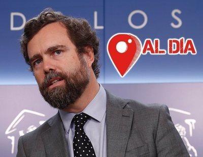 VOX veta a 'Cuatro al día' cancelando una entrevista a Espinosa de los Monteros