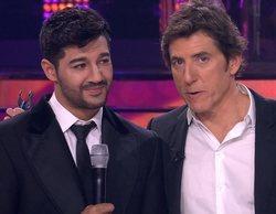 'Tu cara me suena 8': Jorge González se rompe de emoción al interpretar a Miguel Poveda