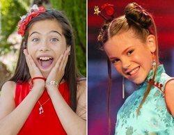 """Melani García imita a María Isabel, su predecesora en Eurovisión Junior, bailando """"Antes muerta que sencilla"""""""