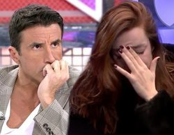 "Adara llora desconsolada tras besarse con Gianmarco: ""Quería salvar lo que tenía con Hugo"""
