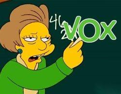 """'Los Simpson' ya predijeron el """"pin parental"""" de VOX en 1992"""