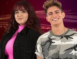 'OT 2020': Ariadna y Nick, concursantes nominados de la Gala 1