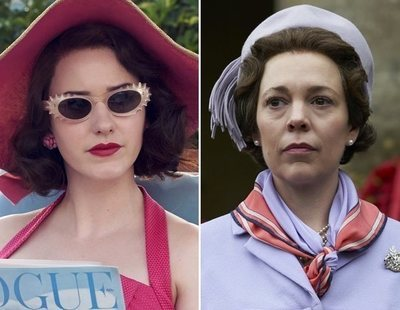 'The Marvelous Mrs. Maisel' y 'The Crown' triunfan en los SAG Awards 2020