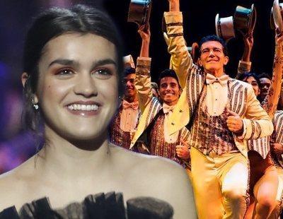 Amaia, Antonio Banderas, Ana Mena, Rayden y Jamie Collum actuarán en los Premios Goya 2020