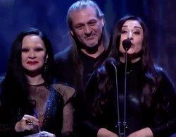 """Camela la lía presentando a Sebastian Yatra como """"una mujer de verdad"""" en los Premios Odeón"""