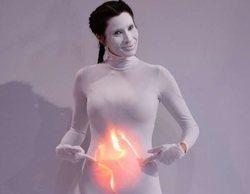 La original forma con la que Pilar Rubio anunció en 'El hormiguero' que está embarazada por cuarta vez