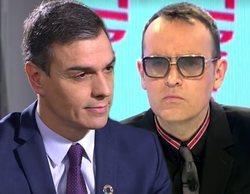 """Risto Mejide tacha de """"vergonzosa"""" la entrevista a Pedro Sánchez en TVE: """"No se repregunta nada"""""""