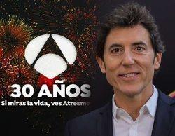 La vuelta de Los Lobos y un especial 'Tu cara me suena', en la celebración del 30 aniversario de Antena 3