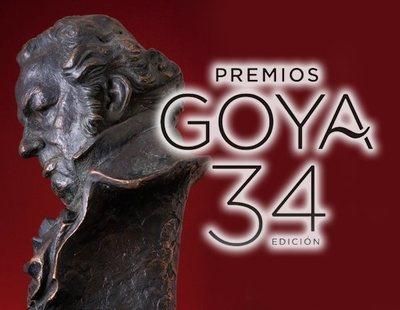Lista de ganadores de los Premios Goya 2020