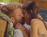"""Andrea y Óscar se dejan llevar por la pasión en 'La isla de las tentaciones': """"Lo repetiría mil veces más"""""""