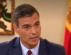 Pedro Sánchez, sancionado por la Junta Electoral por usar La Moncloa en su entrevista con Ferreras