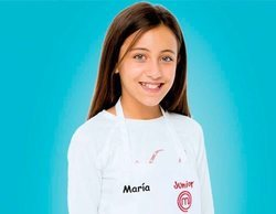 María sería la ganadora de 'MasterChef Junior 7', según los usuarios de FormulaTV