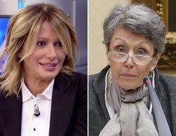"""El tenso encuentro de Susanna Griso y Rosa María Mateo en sus inicios en Antena 3: """"Estaba muy enfadada"""""""