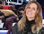 Andrea Villalonga riñe a los concursantes de 'OT 2020' por su abrazo colectivo sin Ariadna ni Nick