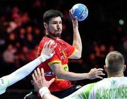 El España-Eslovenia de balonmano destaca en Teledeporte (3,5%) y el cine western lidera en Trece