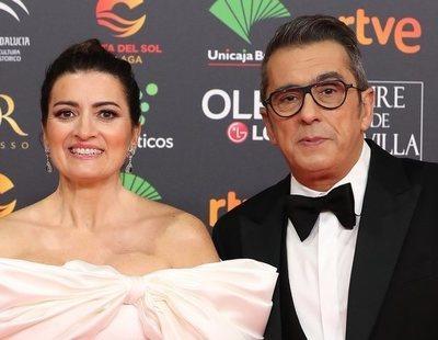 El ácido discurso de Andreu Buenafuente y Silvia Abril al arrancar los Goya 2020