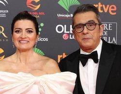 El ácido discurso de Andreu Buenafuente y Silvia Abril al arrancar la ceremonia de los Premios Goya 2020