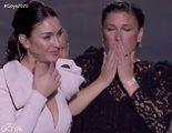 """Las hijas de Pepa Flores, emocionadas al recoger el Goya de Honor en los Premios Goya 2020: """"Nos está viendo"""""""