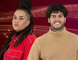 'OT 2020': Eli y Rafa, concursantes nominados en la Gala 2