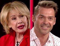"""Hugo Castejón ataca a Mila antes de abandonar 'El tiempo del descuento': """"Tómate algo que no huela tanto"""""""