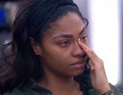 """Nia ('OT 2020') llora desconsolada al no entender qué significa """"¡Estefanía!"""" y Noemí le explica qué es"""