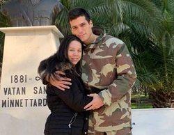 Can Yaman reaparece junto a su madre realizando el servicio militar en Turquía