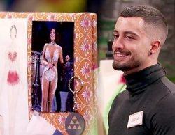Joshua, de la polémica por plagio del vestido de Cristina Pedroche a concursante de 'Maestros de la costura'